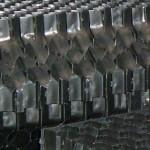 sistemi antisplash pronti per essere installati in vasca torre