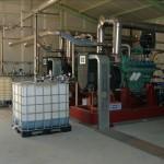 Impianto di cogenerazione a biogas