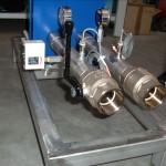 scambiatore per recupero di calore acqua motore (Jacket/Aftercooler) ed olio