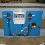 Sistema di spurgo automatico