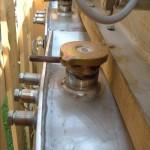 classico tappo radiatore per vaso di espansione per motore endotermico