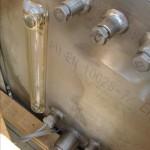 Indicatore di livello, livellostati, connessioni vaso di espansione per motore endotermico