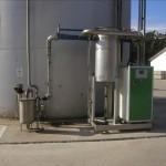 sistema T RECOGEN BIO per la deumidificazione del biogas