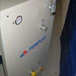 TREG Unità di raffreddamento carenata per raffreddamento saldatrice ad induzione