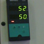 PID termoregulator