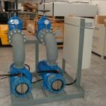 gruppo di pompaggio T FLOW completo di quadro elettrico