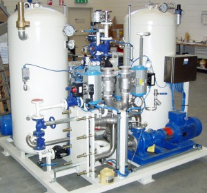 TCPUHC ATEX thermoregulating unit atex for Pharma application
