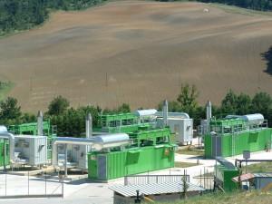 Impianto di cogenerazione Syngas