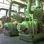 Interior Compressor Station