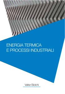 Energia termica e processo industriali