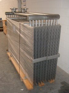 TCOIL heat exchanger energy saving
