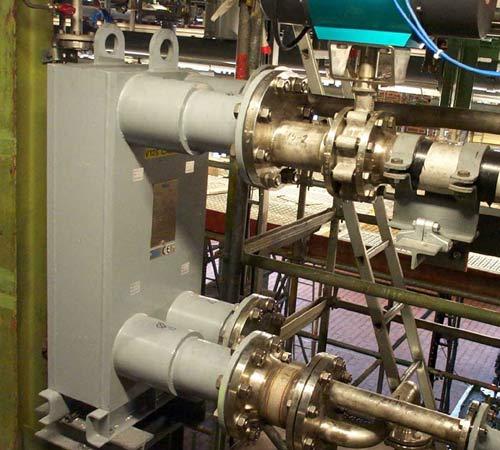 TCW Welded plate heat exchanger