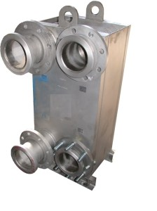 TWELD all welded plate heat exchanger