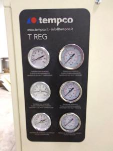 skid termoregolazione