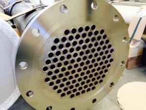 scambiatori a fascio tubiero per il recupero dell'energia  termica da centrali di compressione aria