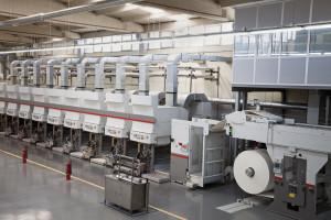 pulp and paper plant production, thermoregulating unit, centralina di termoregolazione, carta e cartiere