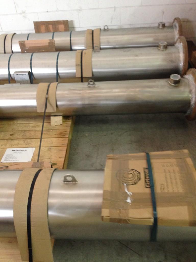 biogas exchanger