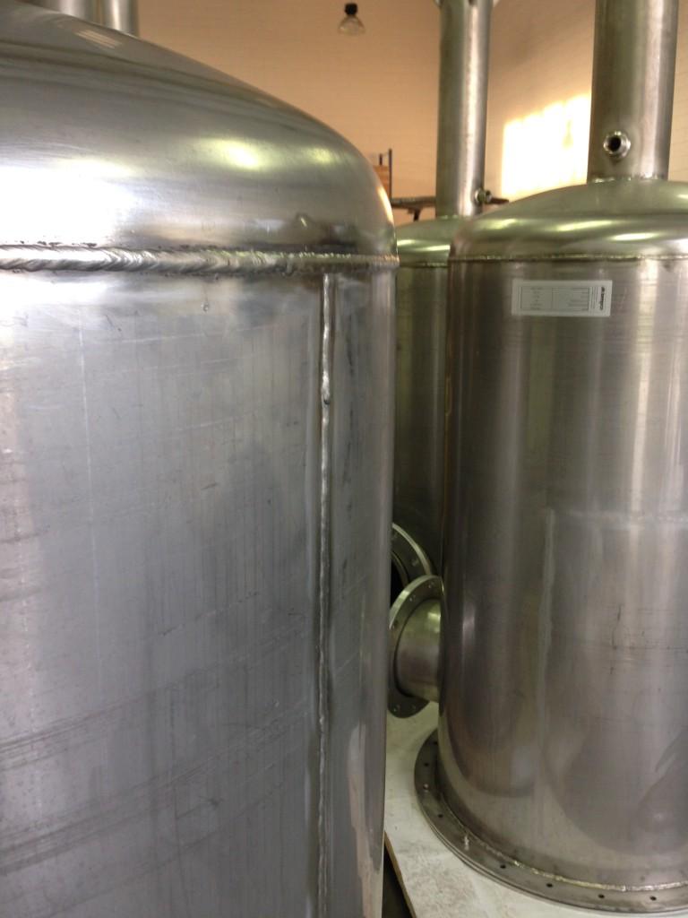 separatore biogas separator