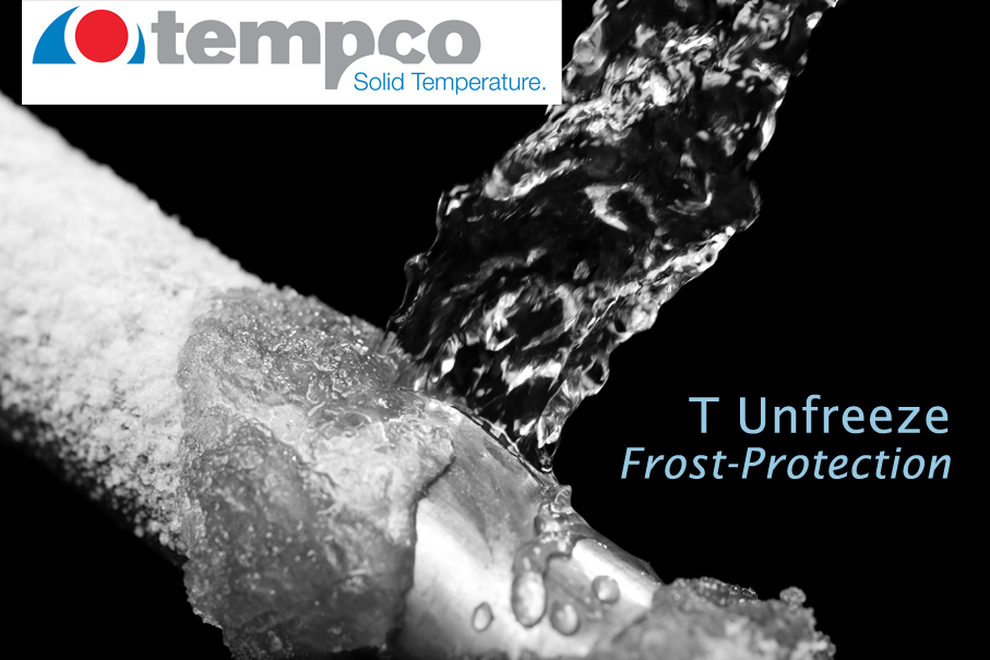 frost-protection T Unfreeze tempco
