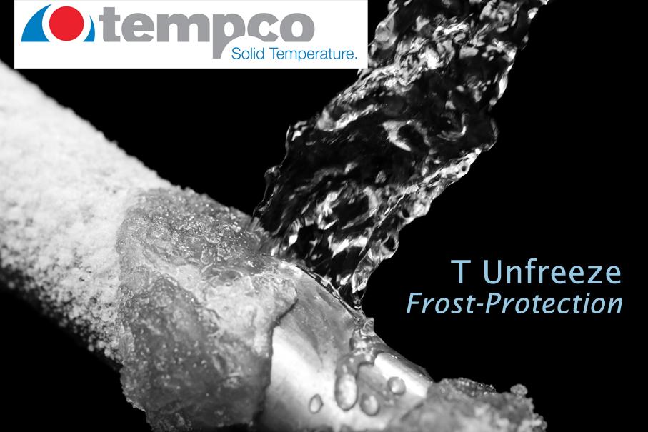 frost-protection T Unfreeze tempco