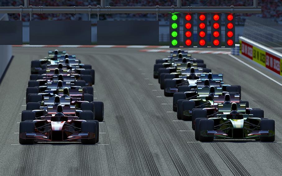 termoregolazione banchi prova motori F1
