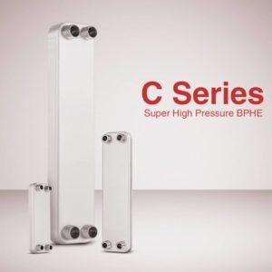 plate heat exchangers C Series super high pressure