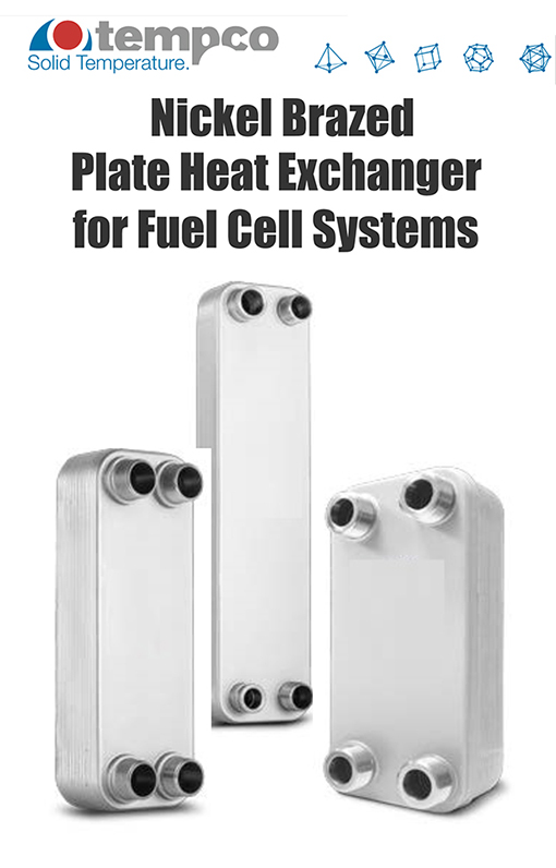 fuel cell heat exchangers Tempco