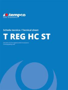 Centraline termoregolazione scheda tecnica