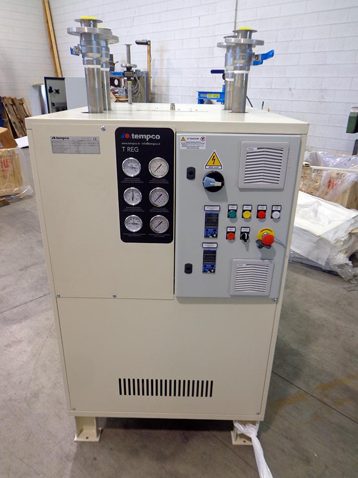 termoregolazione produzione anestetici