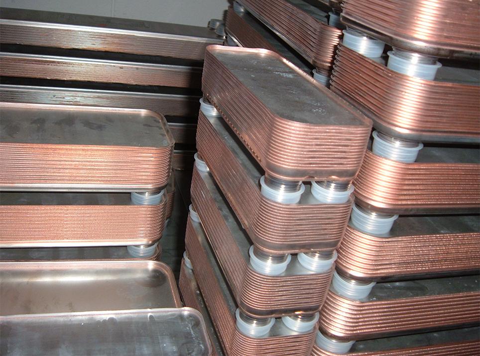 Pompe di calore scambiatori regole Enea efficienza