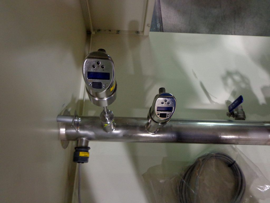 unità raffreddamento power converters CERN