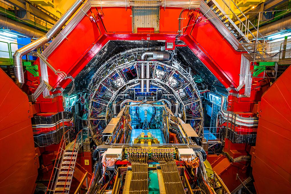 unità raffreddamento Cern acceleratore particelle