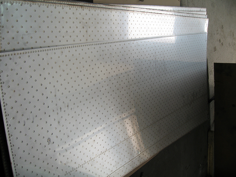 dimple jacket sheets TCOIL
