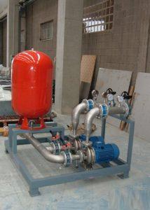 smaltimento batterie sistemi pompaggio T FLOW recupero termico