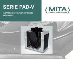 raffreddatore adiabatico PAD-V Mita