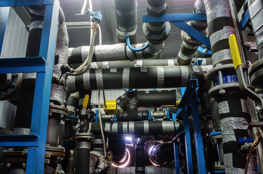 termoregolazione fluidi termovettori