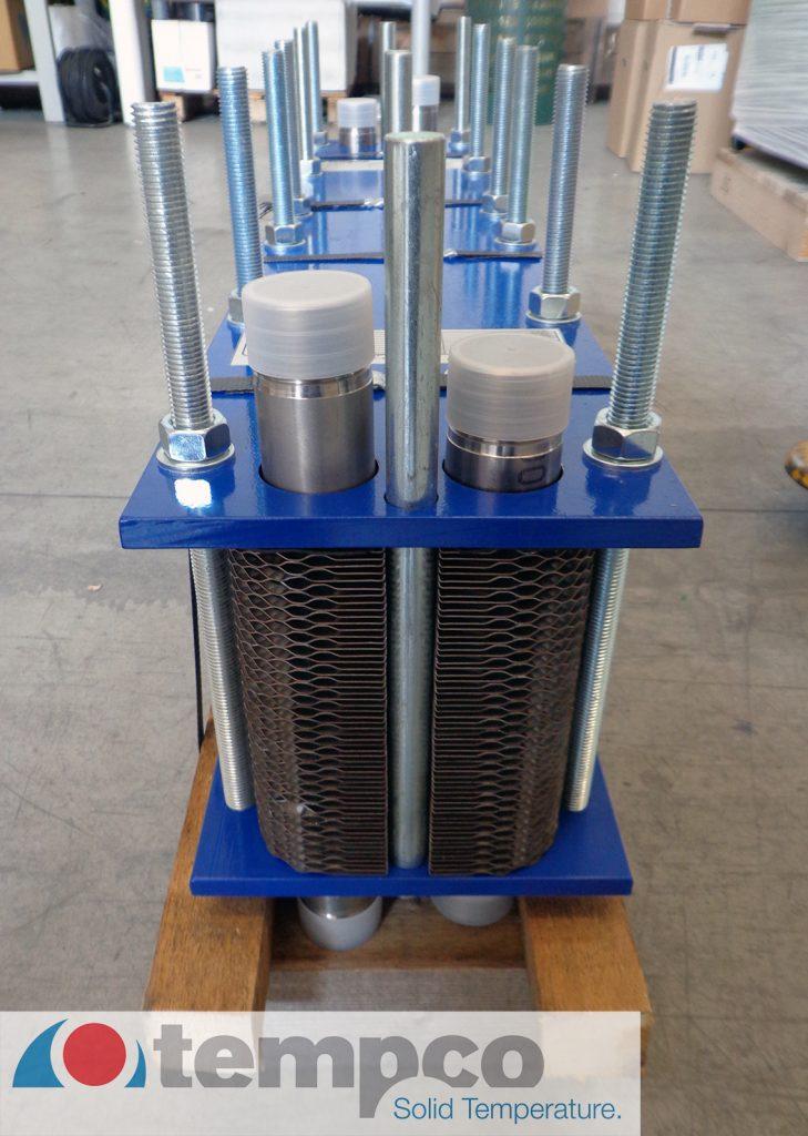 scambiatori di calore recupero energetico rigenerazione olio trasformatori