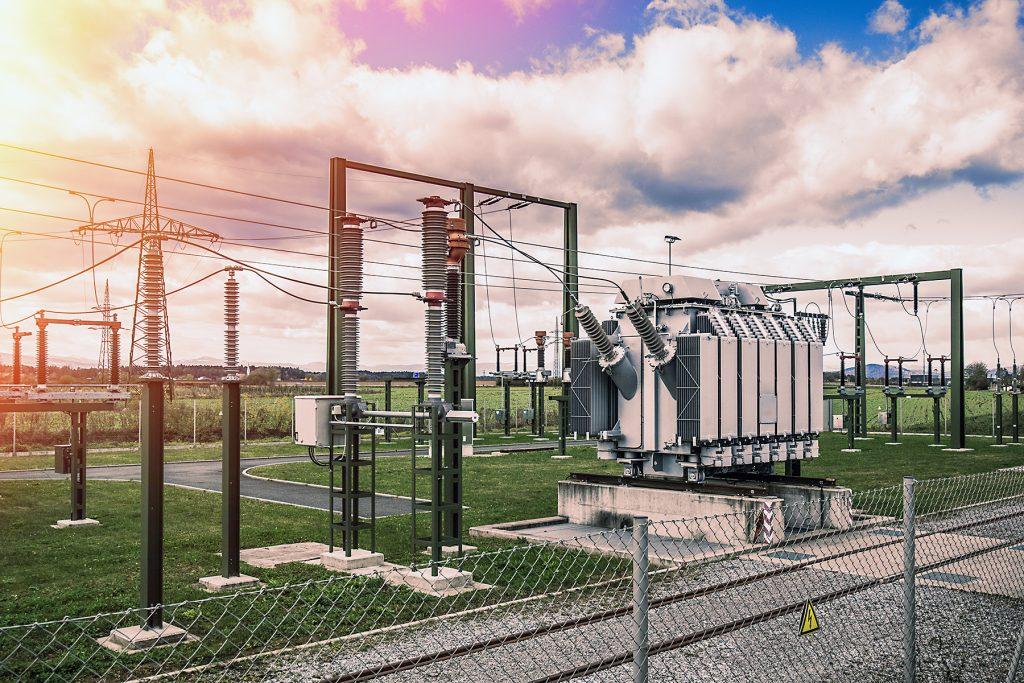trasformatori di potenza olio raffreddamento