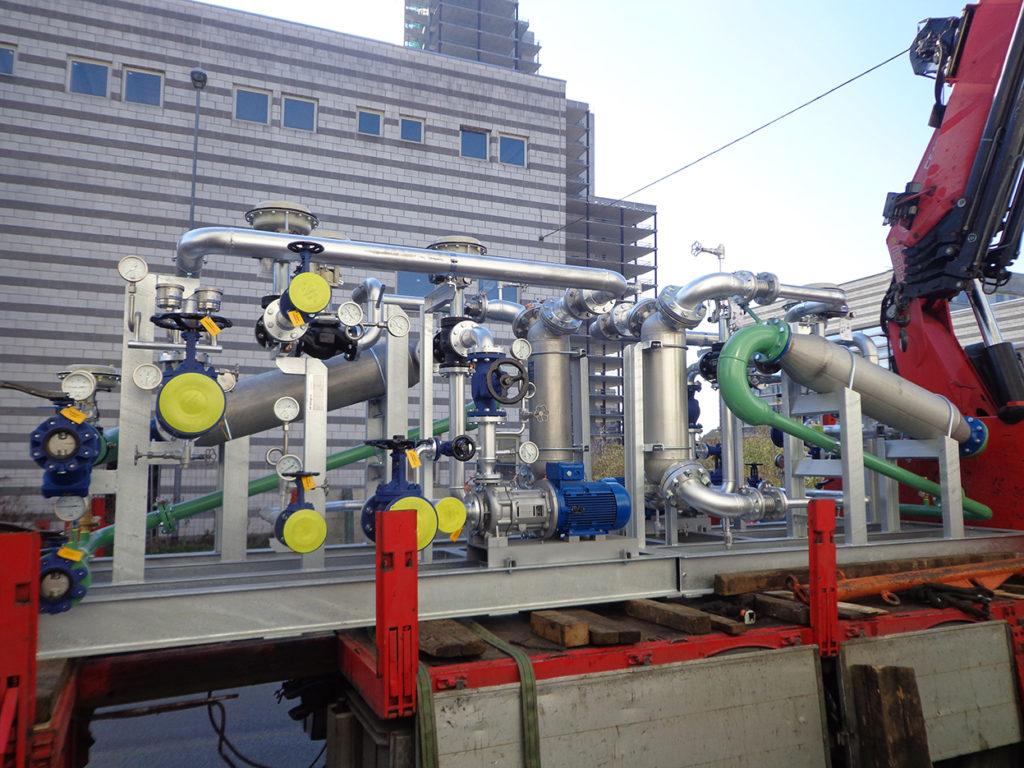 industria chimica centralina termoregolazione
