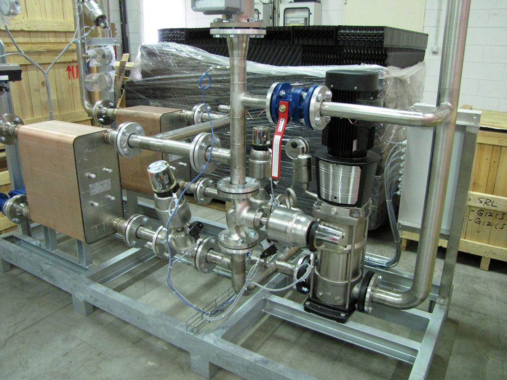 termoregolazione raffinazione metalli pregiati
