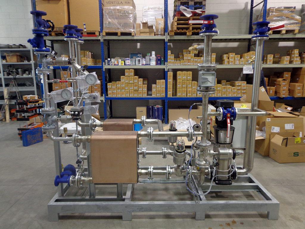 precious metals refining thermoregulation