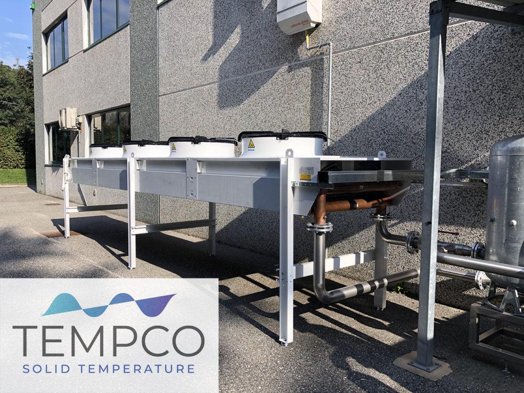 dry cooler inverter CRS
