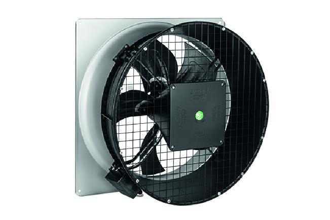 EC motor electric fan