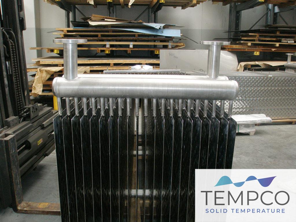 raffreddamento materiali plastici TCOIL