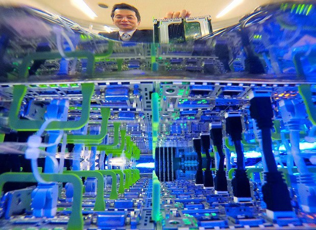 data center liquid cooling