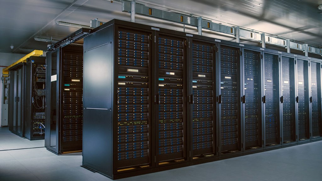 IT disaster recovery TRG datacenters