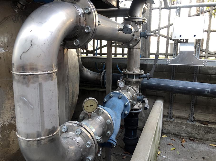 Tempco distribuzione acqua raffreddamento
